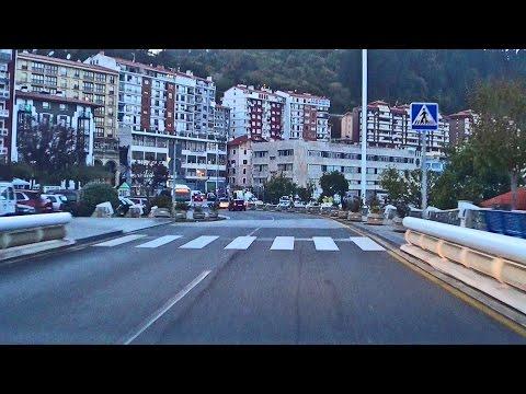 Por los caminos de Euskadi - Ondarroa / Vizcaya - Playa de Deva / Guipuzcoa