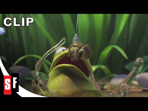 Maya the Bee: The Honey Games (2018) - Clip: Spider Saves Craig (HD)