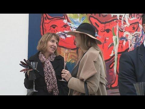 «Οι Ζωγράφοι των Ζωγράφων» στην Γκαλερί Saatchi