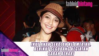 Video Tinggal di Amerika, Ini Kegiatan Sarah Azhari MP3, 3GP, MP4, WEBM, AVI, FLV Juni 2019