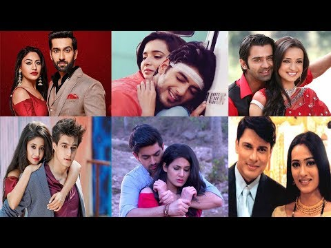 Top  20 Best Romantic Jodies Of Star Plus Of All Time ||  On Screen Couples Of Indian Tv Serial