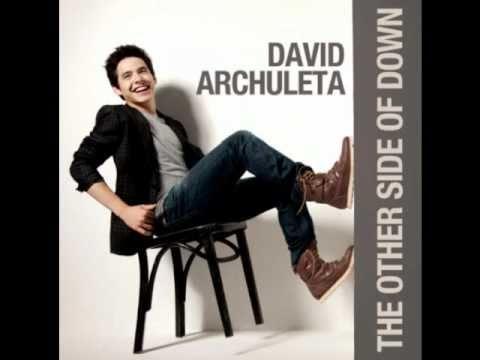 David Archuleta - Stomping The Roses + Lyrics FULL