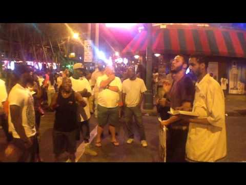 The Israelites: Battle Royale on Beale Street Part 1