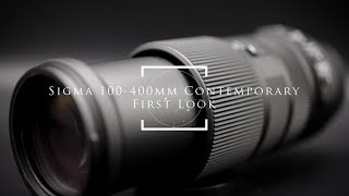Sigma 100-400mm f/5-6.3 DG OS HSM Contemporary  First Look:  Build and Design.  Photographer Dustin Abbott gives you a detailed first look at the Sigma 100-400 C lens: the pros and cons of the build and design along with some first photos taken with the lens.  Image Gallery:  http://bit.ly/100400CIG   Purchase the Lens: B&H Photo: https://bhpho.to/2qZy41I  Amazon.com: http://amzn.to/2rPI0vU  Amazon Canada: http://amzn.to/2sHkq4C  My Patreon: https://www.patreon.com/dustinabbott  Zhiyun Crane - USA: https://bhpho.to/2gDJhnC   Check me out on:  Personal Website:  http://dustinabbott.net/   Sign up for my Newsletter: http://bit.ly/1RHvUNp   Google+: http://bit.ly/24PjMzv  Facebook:  http://on.fb.me/1nuUUeH   Twitter:  http://bit.ly/1RyYxIH   Flickr:  http://bit.ly/1UcnC0B   500px:  http://bit.ly/1Sy2Ngu Check me out on:  Personal Website:  http://dustinabbott.net/   Sign up for my Newsletter: http://bit.ly/1RHvUNp   Google+: http://bit.ly/24PjMzv  Facebook:  http://on.fb.me/1nuUUeH   Twitter:  http://bit.ly/1RyYxIH   Flickr:  http://bit.ly/1UcnC0B   500px:  http://bit.ly/1Sy2NguKeywords:  Sigma 100-400 C, Sigma 100-400, Sigma 100-400mm, Sigma 100-400mm f/5-6.3 DG OS HSM Lens, Sigma 100-400mm f/5-6.3 DG OS HSM, Sigma 100-400mm f/5-6.3 DG OS HSM Contemporary, Sigma 100-400 review, Review, Dustin Abbott, Video Test, Sigma 100-400 Contemporary Review, Sigma 100-400 Review, AF, Accuracy, Speed, Sharpness, Resolution, Wildlife, BIF, Bird, Build, Sample Images, Hands On, USB Dock, Hands On,