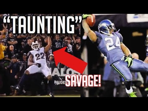 NFL Best Taunting Moments (PT. 2) || HD