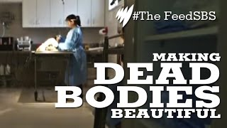 Nonton The Mortician: Making Dead Bodies Beautiful I The Feed Film Subtitle Indonesia Streaming Movie Download