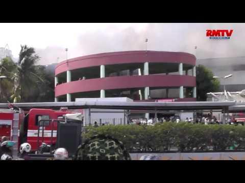 Kebakaran Pasar Senen, 56 Damkar Dikerahkan