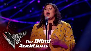 Lucy Performs 'Colorblind': Blind Auditions  The Voice UK 2018