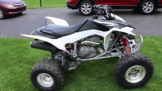 1. My New 2008 Honda TRX400EX