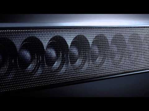 Yamaha YSP-2500 Soundbar Overview