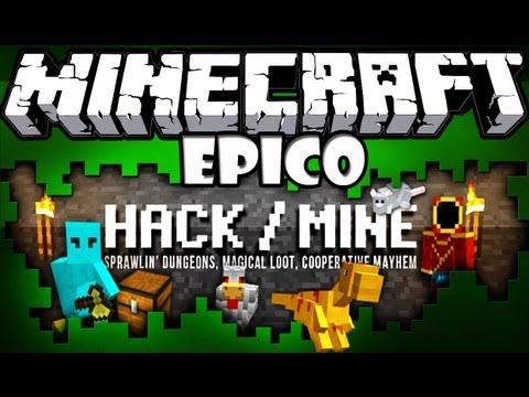 Minecraft – Hack/Mine Maldito Anão