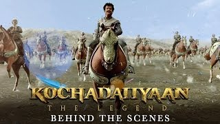 Kochadaiiyaan 2014 Hindi Animated Movie Trailer in Full HD