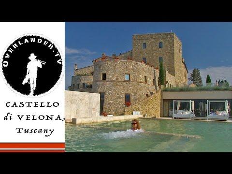 Castello di Velona, Resort, Thermal Spa and Winery