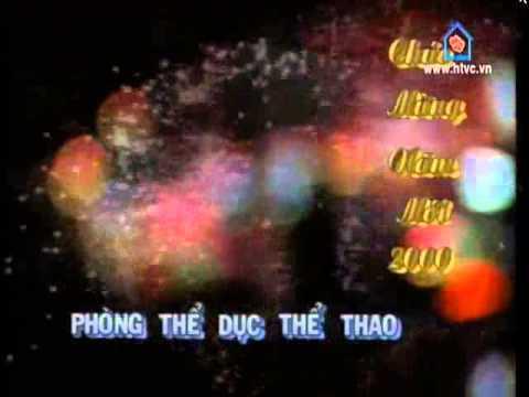 [HTV7 2000]Hình hiệu ban thể thao HTV chúc mừng năm mới 2000