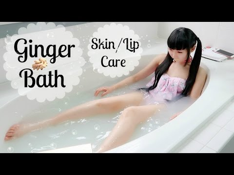 Ginger Bath + Body/Skin/Lip Care   Make Yourself Feel Relaxed (видео)