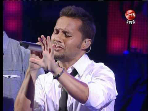 Diego Torres - Muchacha Ojos De Papel (Almendra)(DVD Festival De Viña 2012)