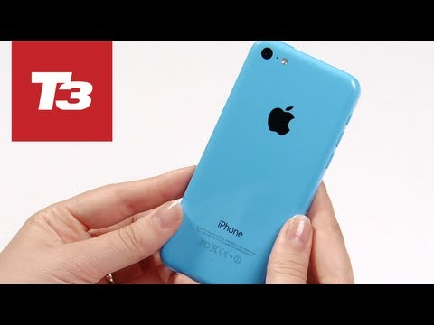 iPhone 5C review video
