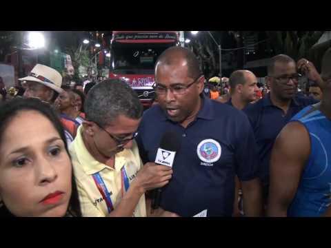 Vice presidente da APPMBA, Sd PM Gilvan Santana comenta sobre as dificuldades encontradas para promover o Polimania