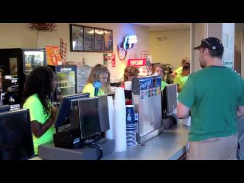 Juniata Women's Soccer Works Altoona Curve Concessions
