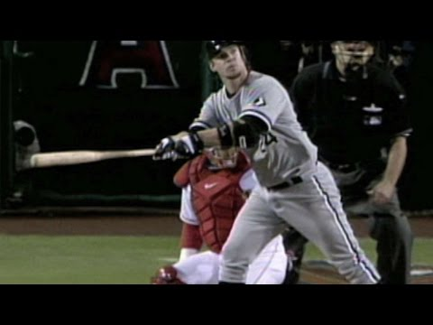 ALCS Gm5 Credes Home Run Ties Game In The 7th