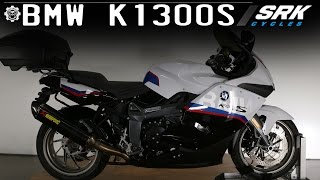 8. 2015 BMW K1300S Motorsports package