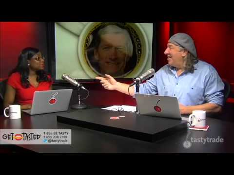 Apple CEO Tim Cook - tastytrade founder Tom Sosnoff would pay $25000 to sit down for coffee with Apple CEO Tim Cook. Tom wants to change the path of AAPL forever over coffee! ta...