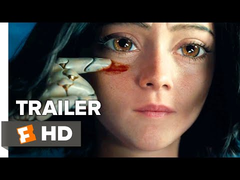 Alita: Battle Angel Trailer (2018) | & 39;Battle Ready& 39; | Movieclips Trailers