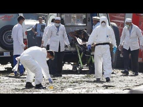 مصر العربية | قتلى وجرحى في تفجير انتحاري بالعاصمة الأفغانية كابول