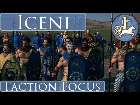 Heir's Faction Focus : Iceni : Total War Rome 2