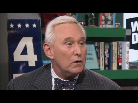 Roger Stone Reacts To Sean Spicer Resignation
