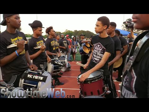 SWD vs MLK Drumline Battle
