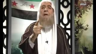 مع سوريا حتى النصر - الشيخ عدنان العرعور 7-3-2013