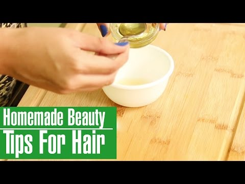 , title : '3 Easy & Simple HOMEMADE BEAUTY TIPS FOR HAIR'