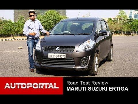 Maruti Suzuki Ertiga Review