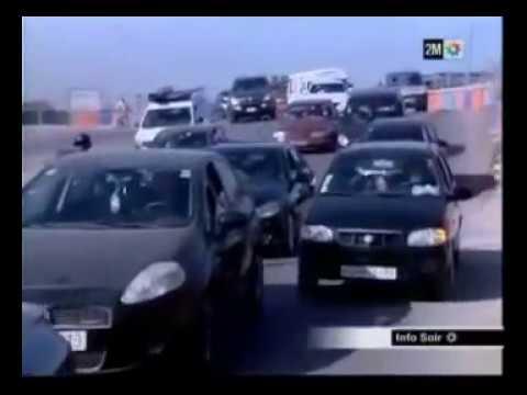 Ouverture partielle du projet de réaménagement des accès Sud de Casablanca