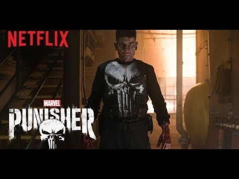 The Punisher - Trailer en Español Latino l Netflix