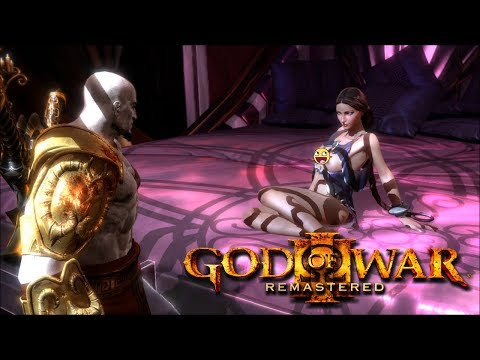Video God of War 3 Remastered - Kratos Have Fun With Aphrodite Cutscene(1080p) PS4 download in MP3, 3GP, MP4, WEBM, AVI, FLV January 2017