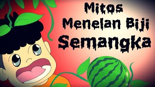 Video Kartun Lucu - Mitos Menelan Biji Semangka - Animasi Kartun Hantu Anak Indigo Indonesia MP3, 3GP, MP4, WEBM, AVI, FLV Mei 2019