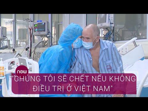 Chúng tôi sẽ chết nếu không được điều trị ở Việt Nam