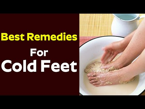 How to Cure Cold Feet? | Cold Feet: Causes and Remedies | Home Remedies for Cold Feet at Night