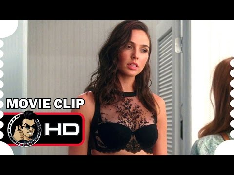 Keeping Up With the Joneses MOVIE CLIP - Hello Karen (2016) Gal Gadot, Isla Fisher Comedy HD