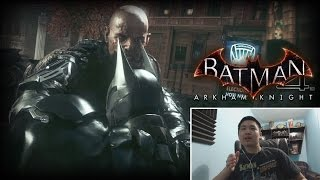 Batman Arkham Knight - Officer Down Gameplay Trailer! [unCAGEDgamez Reaction]