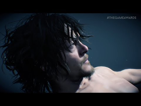 New trailer for Death Stranding.