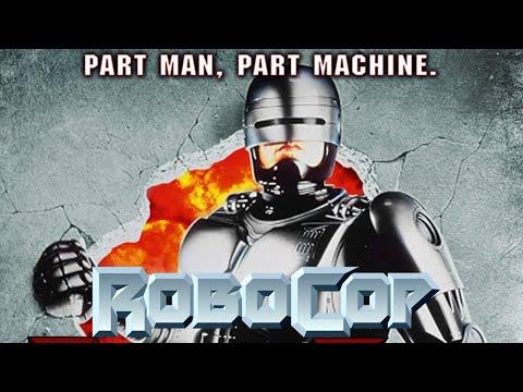RoboCop (1994)   Season 1   Episode 1 & 2   The Future of Law Enforcement   Richard Eden