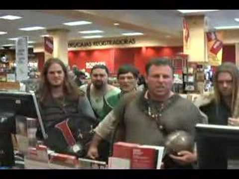 Vikings in Bookstores