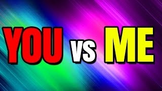 "YOU vs. ME!!!Can you beat me this year in your March Madness bracket? Join me as well as everyone else in this community to compete to be number 1 in this year's YouTube Bracket Challenge Pool!INSTRUCTIONS ON HOW TO JOIN:1. Go to ESPN.com and make an account if you don't already have one (100% free btw).2. Go to http://bit.ly/2mKF8j1 or search ""Chim's 2017 Bracket Pool"" in the Group Search box.3. Join the group and enter the password which is: ChimLetMeIn4. Completely fill out and submit your bracket!Brackets close at 12:00pm EST on Thursday, March 16th so don't wait! Join right now!We will have 1 winner! Best of luck to everyone and I hope you all have fun!►Twitter: http://bit.ly/pNASQN►Facebook: http://on.fb.me/mFCKyC►Instagram: http://bit.ly/XYsGu6►Twitch: http://bit.ly/ChimneyLiveT-Shirts: http://bit.ly/SwifterGear"