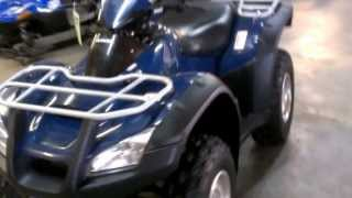 7. 2009 used honda trx680 4x4 atv for sale u1958