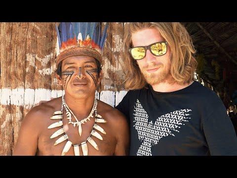 Killerfische, Indianer & Flussdelfine | Sarazar im Amaz ...