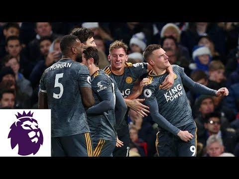 Video: James Maddison, Jamie Vardy combine for Leicester City goal | Premier League | NBC Sports