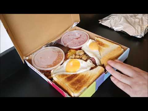 Deli-Licious - The Hangover Breakfast